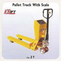 Hand Pallet Scale