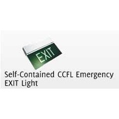 POWERCRAFT Self-Contained CCFL Emergency EXIT Light