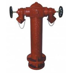 HYDRANT PILLAR | TWO WAY | 2-Way | BS 750 | 100 mm | Outlet Instantaneous Valve