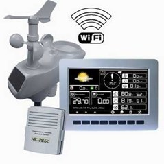 Weather Station Alat Pemantau Cuaca AW003