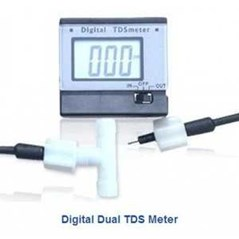 Water Quality Tester Dual Total Dissolved Solids Meter