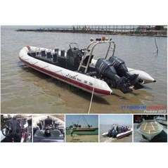 Rigit Inflatable Boat 10 Meter
