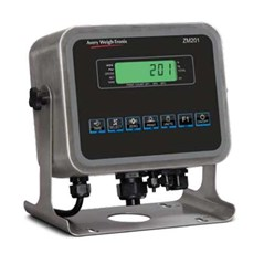 Avery Weigh Tronix Indicator - Avery GSE ZM201 Serries