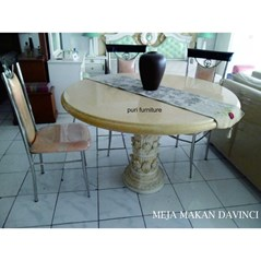 Dining Table Stainless