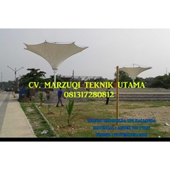 Iconic Umbrella Tensile Membrane