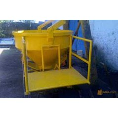 Rental/sewa Bucket Cor 800 L / 900 L