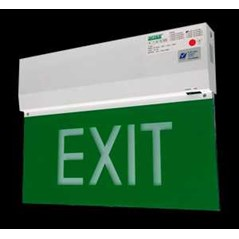 Denko SSE18M Slim Emergency Exit Sign