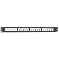 PATCH PANEL 24PORT  NET-KEY LOADED (NKPP24P + NK6TMBU)