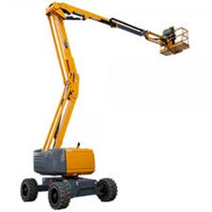 Sewa/Rental Boom Lift Articulating Murah