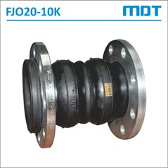 MDT | FJO20-10K | Flexible Joint, EPDM, Double Sphere, 10K