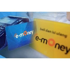 Jasa custom e-money