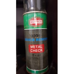 METAL CHECK (CLEANER, PENETRANT, DEVELOPER)