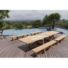 PRODUKSI DINING TABLE SET