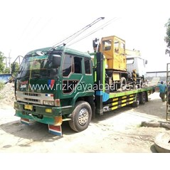Jasa Transportasi SELF LOADER