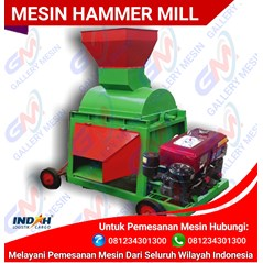 MESIN HAMMER MILL