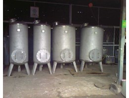 Jual Tank,vessel,ducting,dust collector.