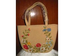 Tas Handmade ( CROSSTITCH )