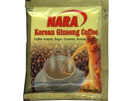 Nara Korean Ginseng Coffee