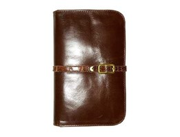 Jual Wallet from pull up leather cow