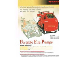 Tohatsu Vc82Ase Best and Popular Fire Pump