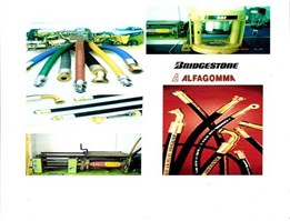 Jual hydraulic hose and coupling assembly