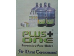 Air Murni Plus+One plus energy