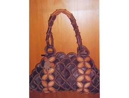 Jual Knitted Bag, code 111