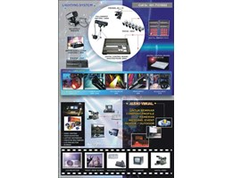 Jual Rental / Sewa Lighting System & Multi Media ( Audio Visual)