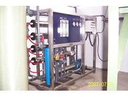Jual Water Purifier (Mobile Drinking Unit)