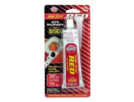 VERSACHEM HIGH-TEMP RTV RED SILICONE TYPE 650