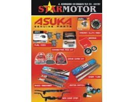 Spare part sepeda motor