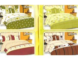 Kintakun Collection Bed Sheet and Bed Cover