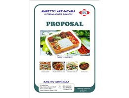 Jual Maritto Catering