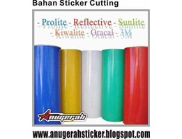Jual Bahan Cutting Sticker
