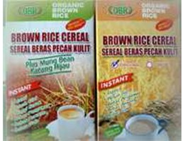 Organic Brown Rice ( OBR) - Cereal