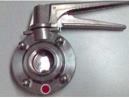 Jual Sanitary Valve (butterfly, Ball)