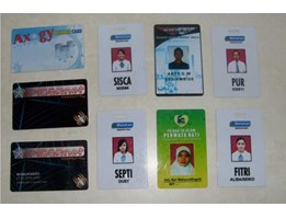 Jual ! d, id card press/ digital