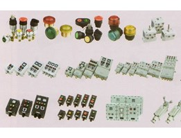 ACCESSORIES, CABLE GLAND, CONTROL SWITCH