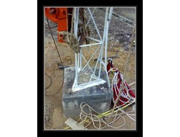Jual tower triangle