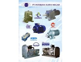 Jual Power and Transmission