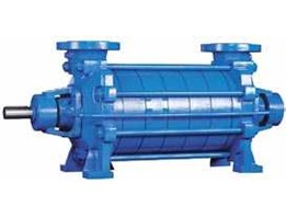 Horizontal Multistages Pump