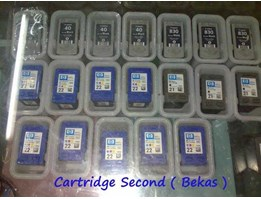 cartridge printer HP & CANON