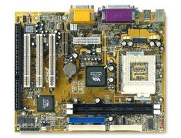 Jual MOTHER BOARD PGA 370
