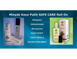 Jual Minyak Kayu Putih Safe Care Roll On