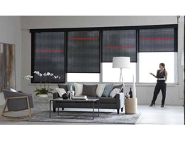 Jual Motorized Roller Blind