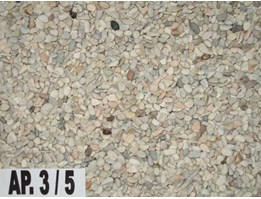 Cream Gravel (AP) / Pasir warna cream