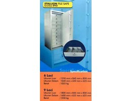 Jual Stallion File Safe ( BPKB)