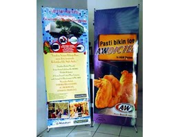 Jual Layanan Digital Printing - Banner, Poster, Backlit Film, Sticker, Giant Photo dan Spanduk