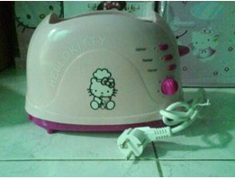 Jual Tooster hello kitty