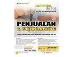 Jual Penjualan & Stok Barang Medium Business edition